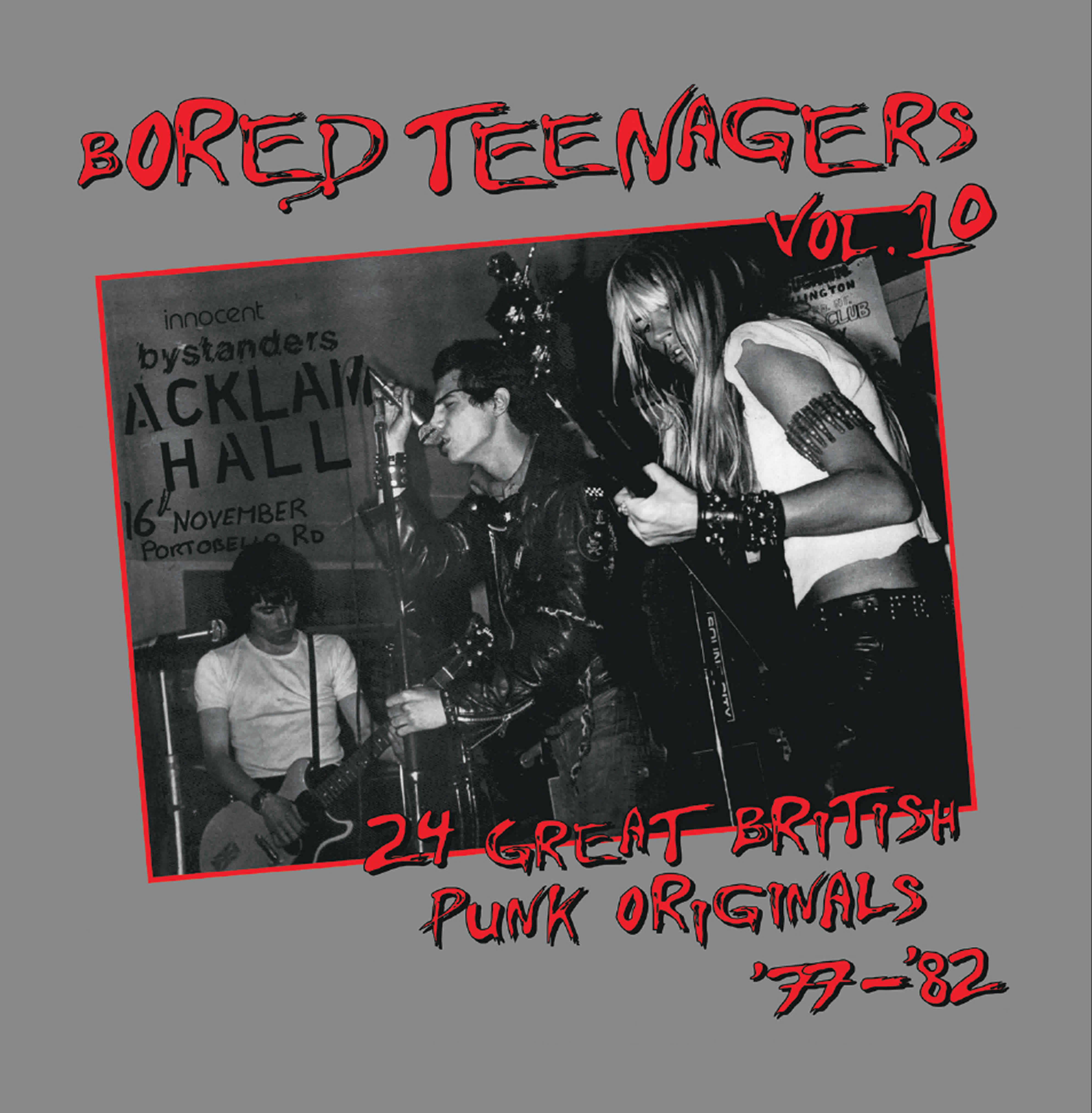 Fenzyx feature on 'Bored Teenagers' #10