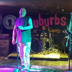 Fenzyx at Under The Covers Wedfest, Suburbs at The Holroyd, Guildford 12th August 2019