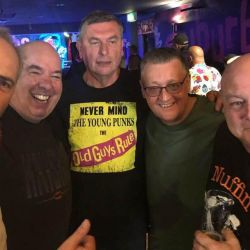 Fenzyx meet Nuffin' at Under The Covers Wedfest, Suburbs at The Holroyd, Guildford 12th August 2019