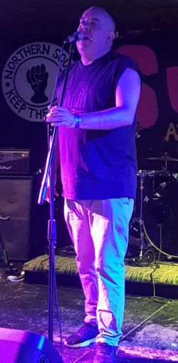Gerry at Under The Covers Wedfest, Suburbs at The Holroyd, Guildford 12th August 2019