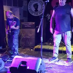 Tony and Gerry at Under The Covers Wedfest, Suburbs at The Holroyd, Guildford 12th August 2019